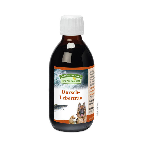 Pernaturam Dorschlebertran 100 ml